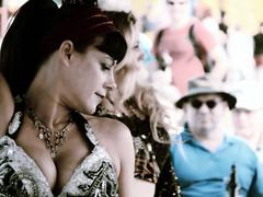 Chani Drum Solo Eurofest 2009 (Nico Nelson) Tags: camera blue woman beautiful digital lumix photo dance sydney bellydancer australia dancer panasonic nsw bellydance fz50 northernbeaches northernsuburbs belady middleeasternfolkloricdance niconelson northernbeachesbellydance