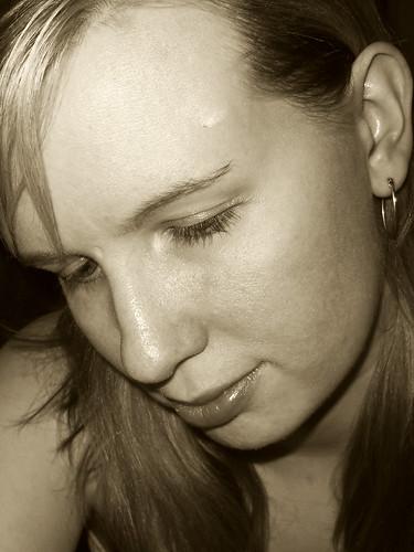 Linen Portrait