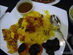 Lamb Biryani & other stuff