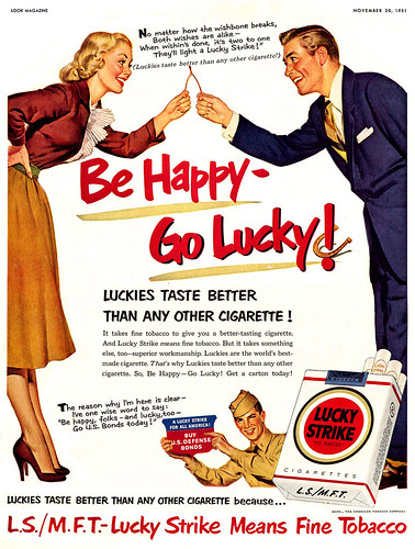 1951--be-happy-go-Lucky by x-ray delta one.