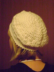 puff ball hat