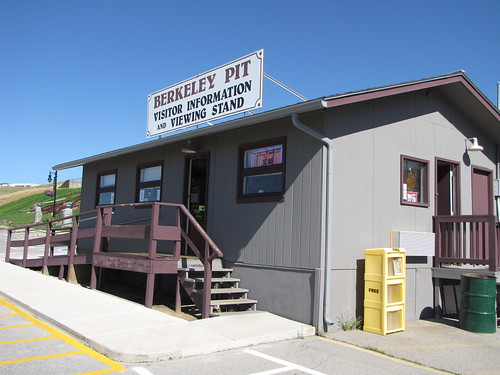 Berkeley Pit visitor's center
