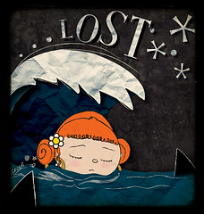 I'm lost at sea. Don't bother me. (crosti) Tags: from sea me illustration lost sketch sad im control you random christina away dont sharks bother radiohead sorrow drowning limbo tsevis crosti thesewaters