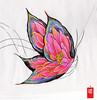 Butterfly flower Butterfly flower tattoo