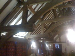 Hammer Beam Roof 1