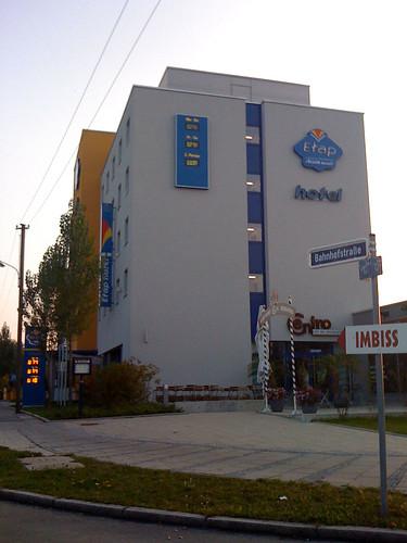 Etap Hotel München Messe - Aussenansicht