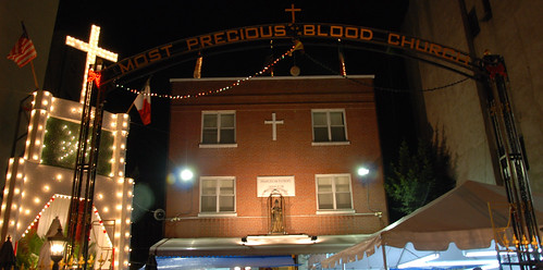 Most Precious Blood Church