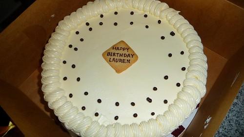 Red Velvet cake from Chikalicious