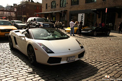 new york city nyc ny club manhattan district soho spyder ave 9th lamborghini gallardo meatpacking roadster murcielago lp640