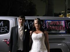 Just Married! (charlesmonroe98) Tags: wedding jared honeymoon megan marriage forever mayer justmarried americangothic