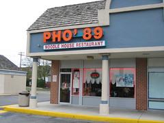 Pho 89 Exterior