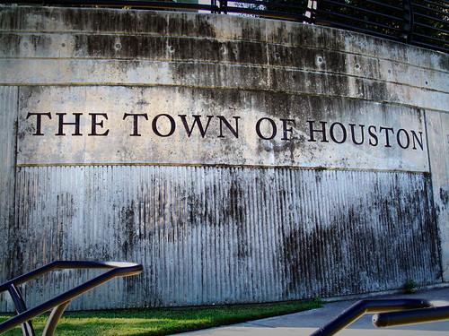 Town of Houston