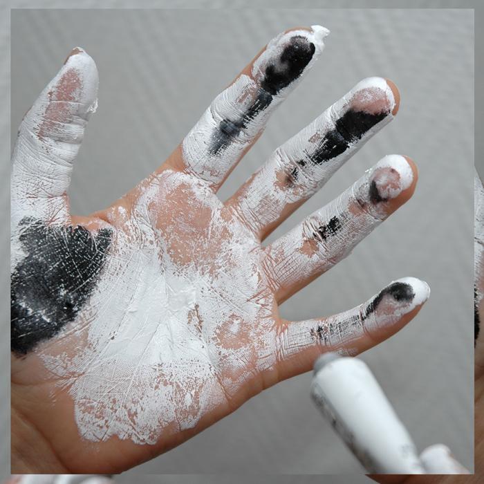 Peinture de Thorgalou à l'acrylique 4037536361_d0cbc3c009_o