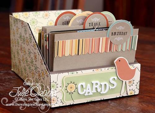 card bin