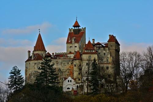 Transylvania - Bran - Draculas Castle - 05