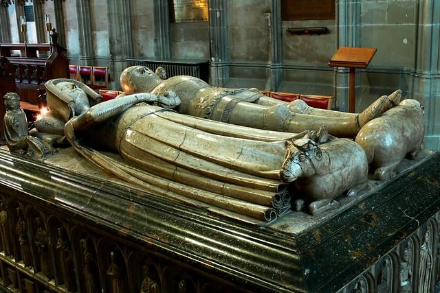 Thomas de Beauchamp Katherine Mortimer earl of warwick