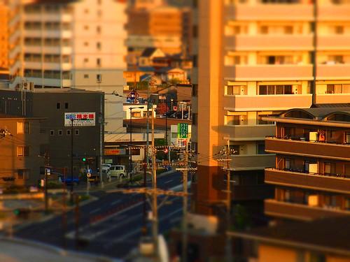 Nara 01 / Miniature mode