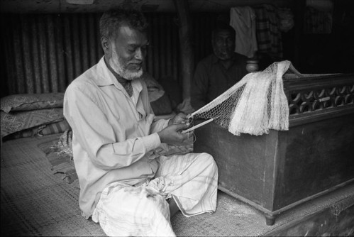 Making a Fisher Net