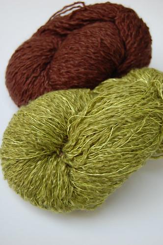 Chilean Yarn!