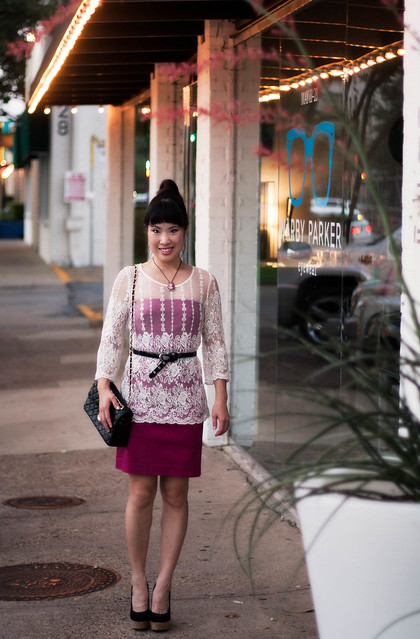 forever 21 lace brocade top forever 21 hot pink strapless dress bebe fiona cork wedges chanel lambskin class flap purse