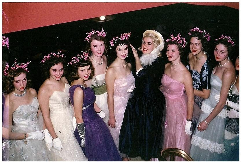 13Cherry Blossom Festival 1956