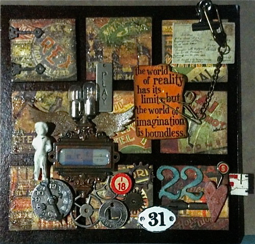 Art Board by Sharoncll