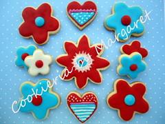 Dia dos Namorados, Valentines Day (Cookieria by Margaret) Tags: wedding love casamento valentinesday robertindiana diadosnamorados decoratedcookie biscoitosdecorados bolachadecorada cookiesdecorados