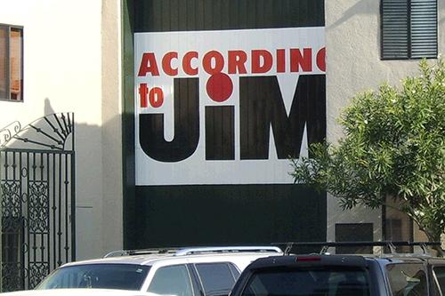 Jacob Nelson According to Jim CBS Studios