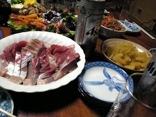 新潟のお正月の食卓-03