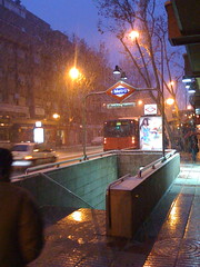 Nevada en Madrid - I