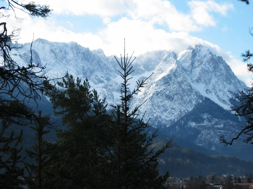 Another Garmisch view