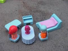 Pin y pon - Sala de estar (miguelmontanomx) Tags: toys 80s 70s nias infancia mattel juguetes pinypon nenas pinpon nenes chiquillas chiquillos muecasfamosa niis