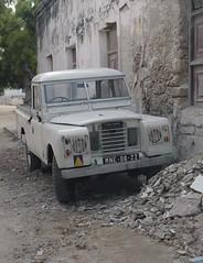 Series 3 Land Rover, Ilha do Mocambique