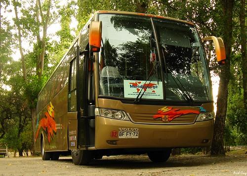 Nuestro Bus / Hotel y Hostería Los Manantiales