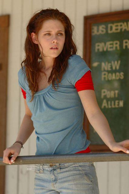 Kristen Stewart The Yellow Handkerchief