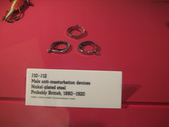 Anti-Masturbation Devices at the Wellcome Museum
