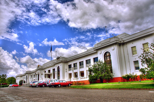 Canberra revisited - Old Parliament House