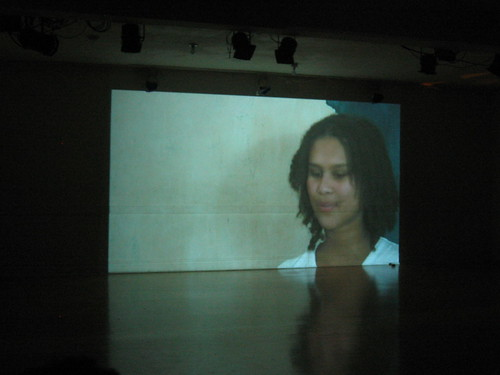 Clip from Saners' film, Links Hall