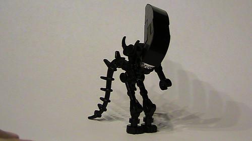 Custom Minifig alien