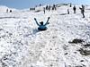 برف بازي1 (ahmadifard) Tags: مشهد برف كوه تپه بازي بولوار خراسان رضوي سرسره
