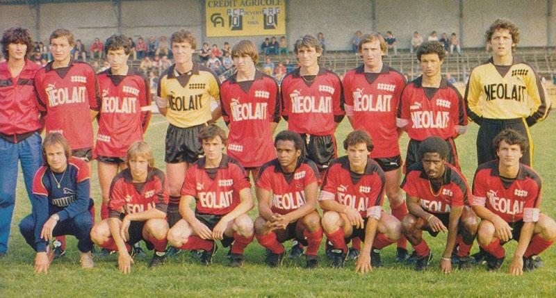 guingamp 1983-84