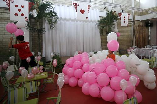 240 balloons!