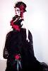 gothic garden barbie (plumaluna07@sbcglobal.net) Tags: love lies gothic barbie bleeding