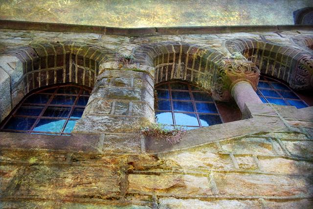 Vestry windows