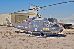 "bell uh-1f iroquois (Matt ""Linus"" Ottosen) Tags: arizona museum nikon raw bell tucson space aviation air pima helicopter single hdr iroquois uh1 d90 pimaairspacemuseum photomatix singleraw upcoming:event=1420165"