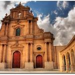 Ispica (RG) - Chiesa della Santissima Annunziata (HDR)