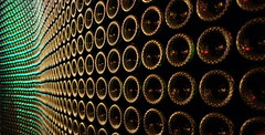 Wall of Wine - Chandon Winery