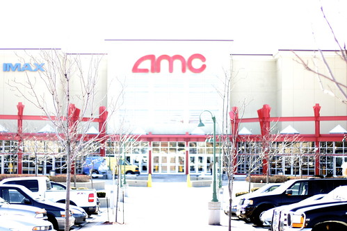 The Outside of the Olathe AMC