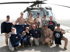 Hero Shirts in the desert (h2hliz) Tags: support desert police heroes ems firefighters troops morale deployed nopolitics shirtoffyourback herotoheroushero