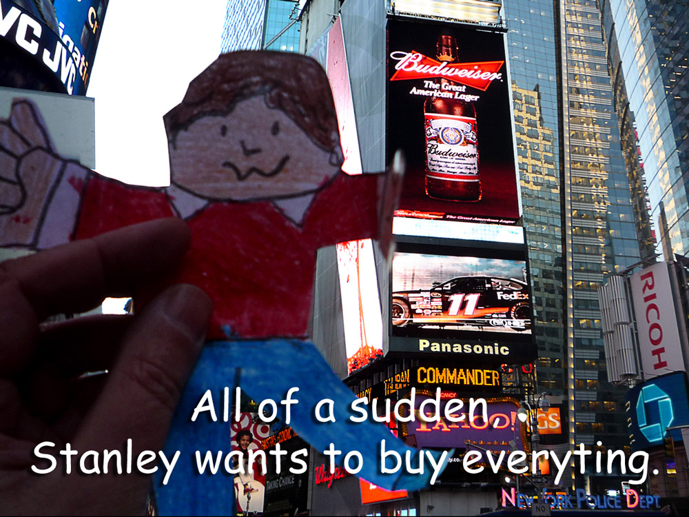 Stanley Wants to Buy